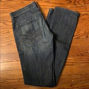 "Seven ""Edie"" bootcut jeans"